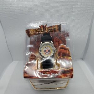 NWT Disney Pirates of the Caribbean Watch